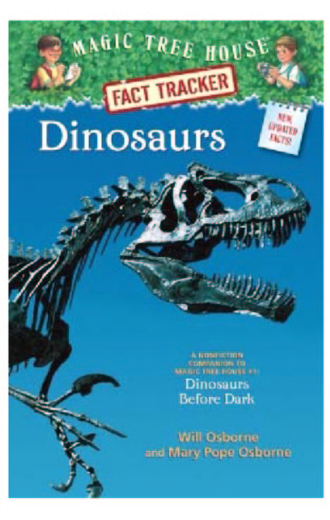 Books About Dinosaurs Rock!